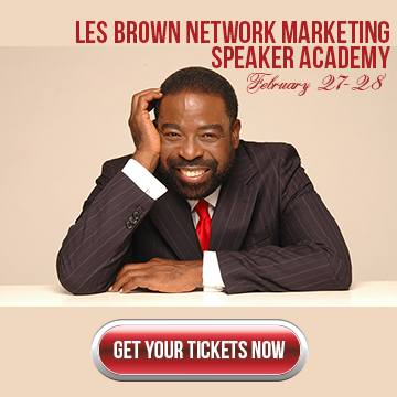 Speaker Academy with Las Brown