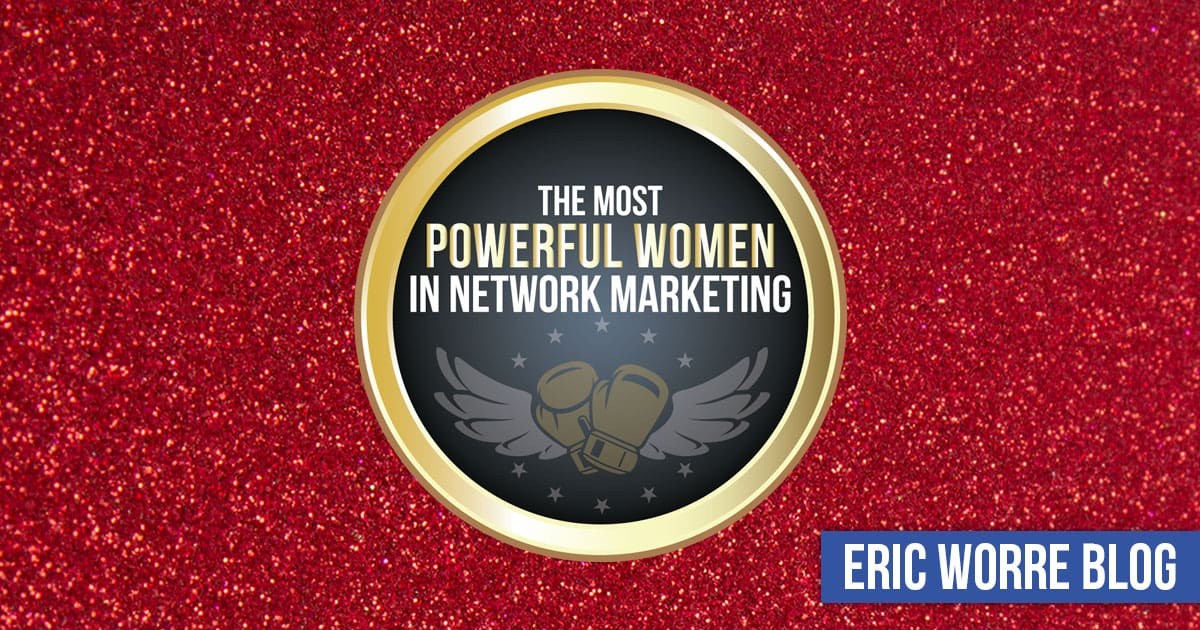 The Most Powerful Women in Network Marketing