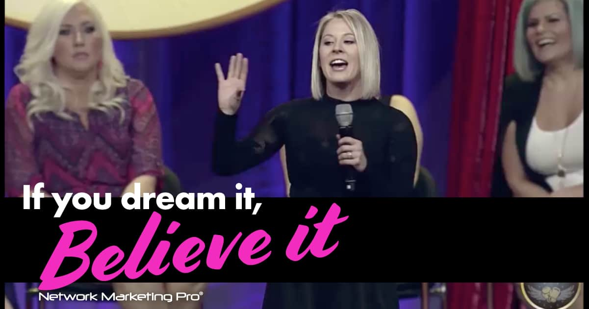Episode-If You Dream It, Believe It