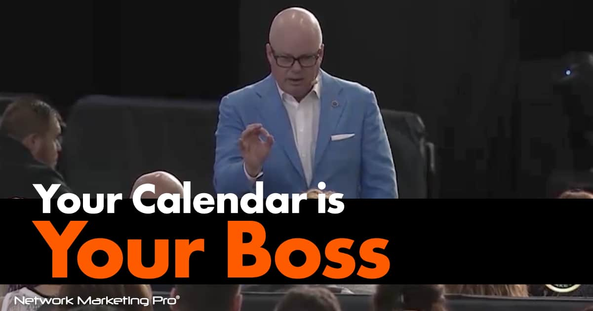 Your Calendar Is Your Boss | Time Management Tool