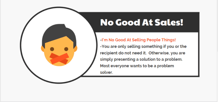 Mastering Objections No Good as Sales