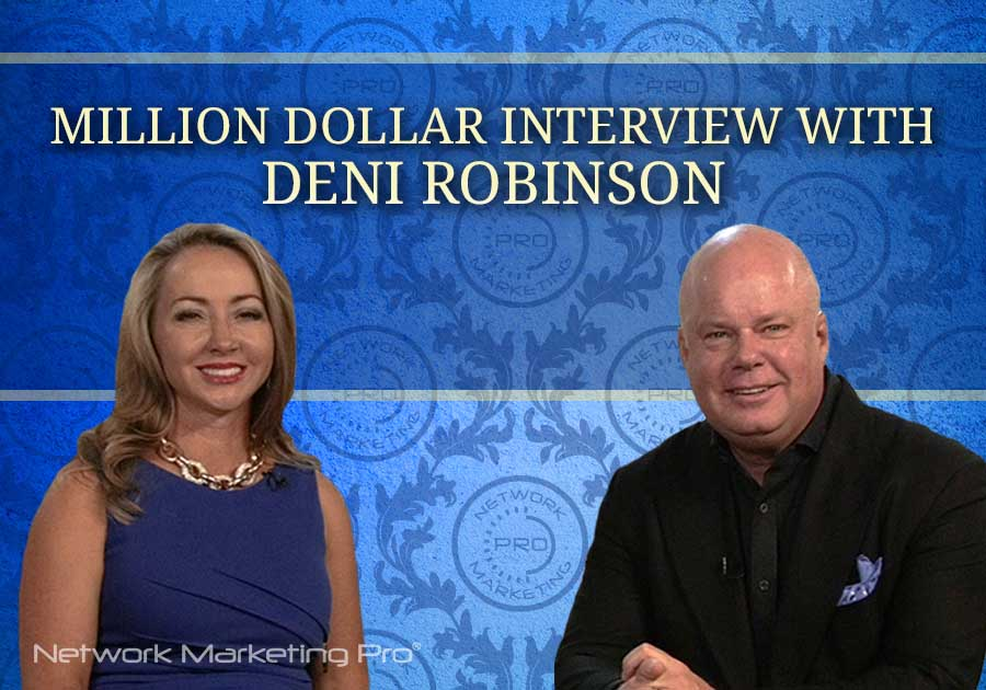 Million Dollar Interview with Deni Robinson
