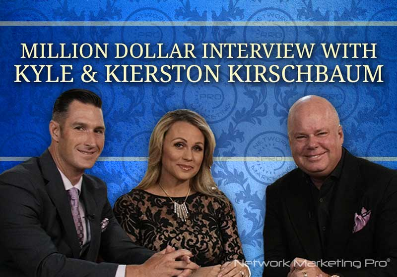 Million Dollar Interview with Kyle and Kierston Kirschbaum