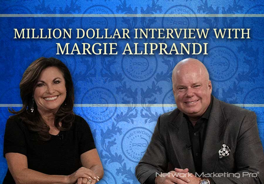 Million Dollar Interview with Margie Aliprandi