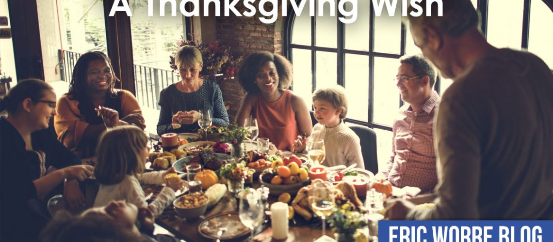 A Thanksgiving Wish