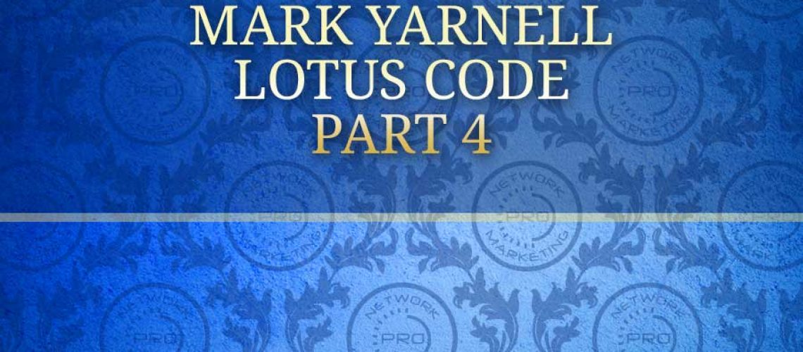 Mark Yarnell Lotus Code