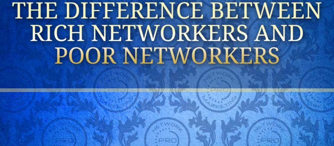 can network marketing make you rich