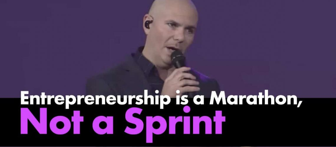 Episode-Entrepreneurship is a Marathon, Not a Sprint