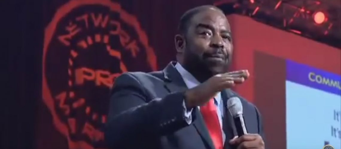 Les Brown Network Marketing Speakers Academy 11-30-14
