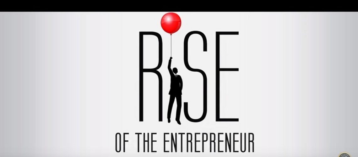 Rise Of The Entrepreneur -  Official Movie Trailer 11-16-14